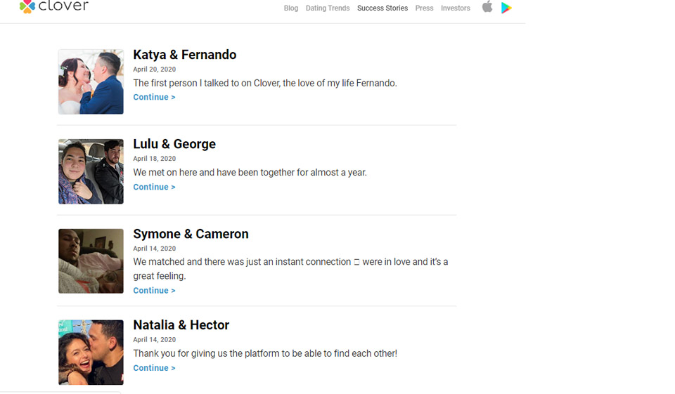 Clover: L'application qui va ringardiser Badoo et Tinder ?