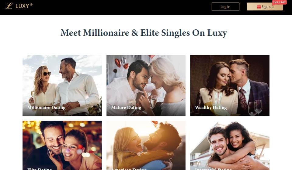 Luxy: Dating & Love in France dans l'App Store