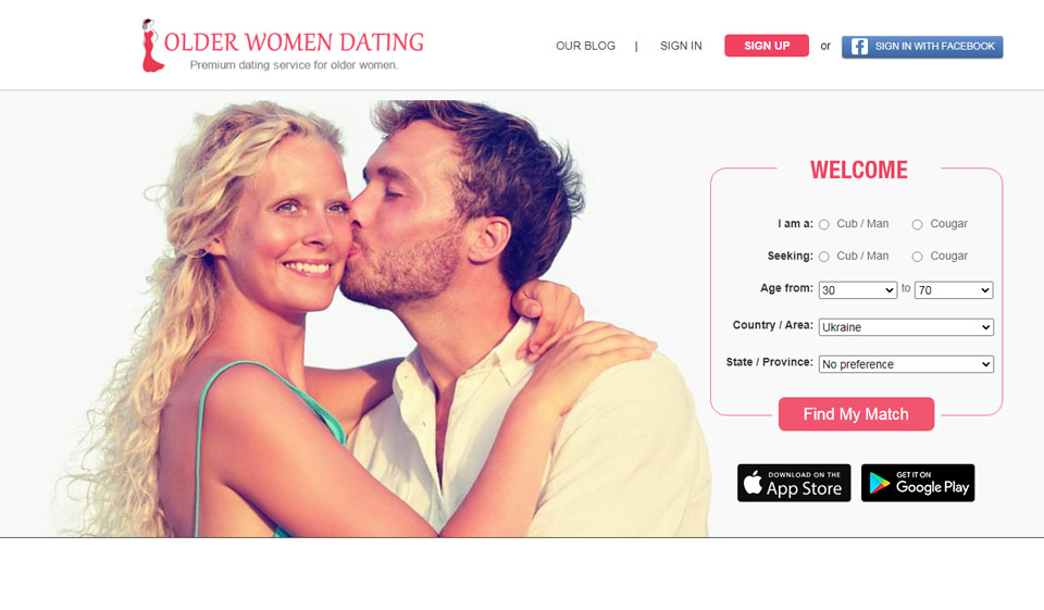 Older Women Dating Review 2021