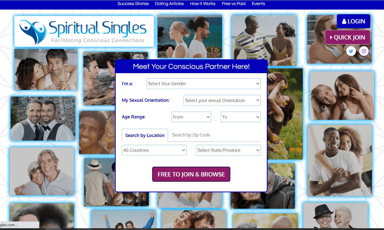 Spiritual Singles Overzicht 2021