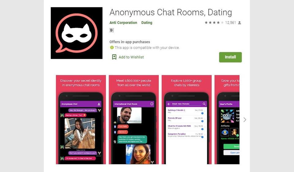 AntiChat Avis 2021