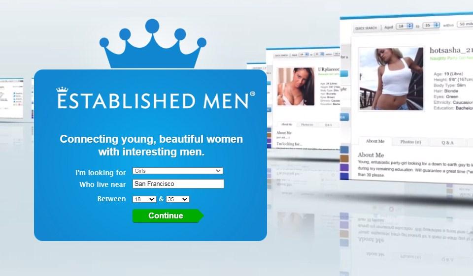 Established Men Recenzja 2021: Czy możesz nazwać to idealnym lub oszustwo?