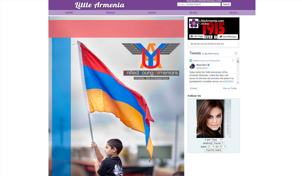 Little Armenia Review 2021