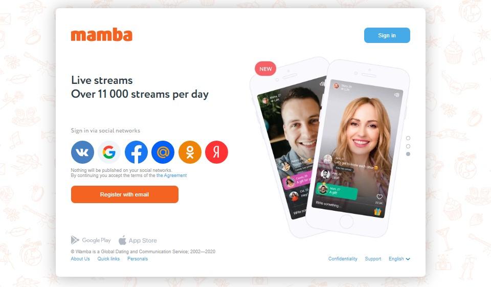 Mamba Overzicht 2021: Beste website om lokale singles te ontmoeten