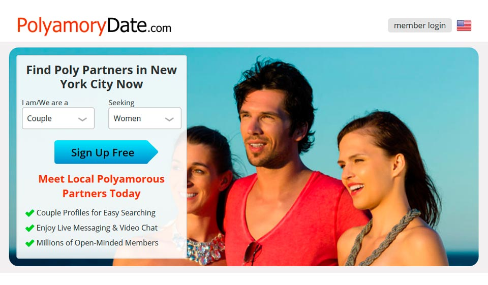 Polyamory Date im Test 2021