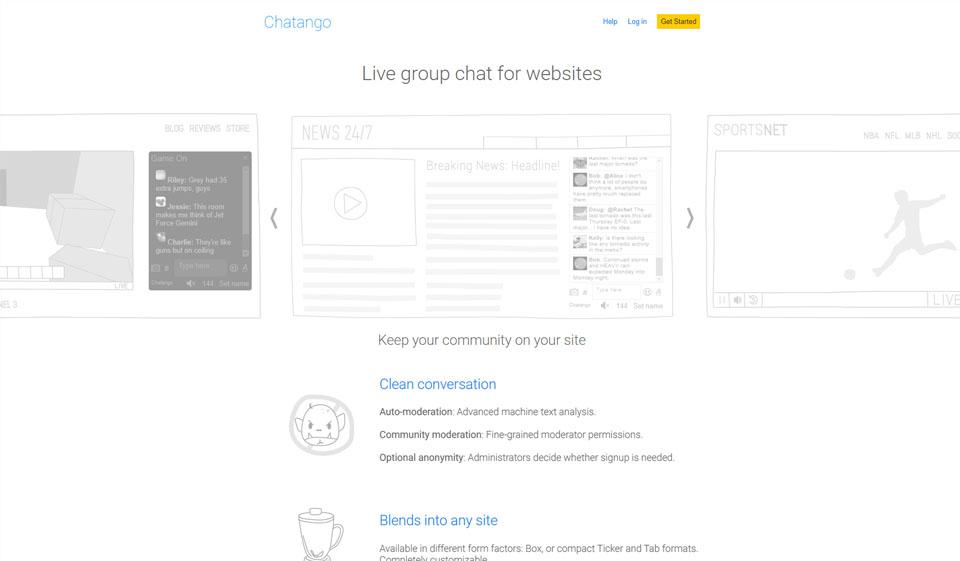 Chatango.com Opinión 2021