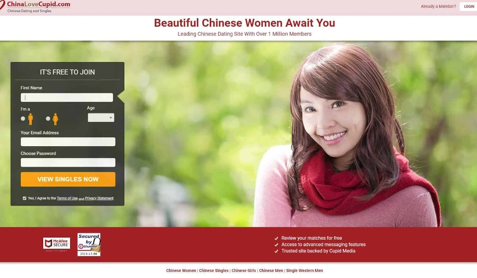 ChinaLoveCupid Inceleme 2021