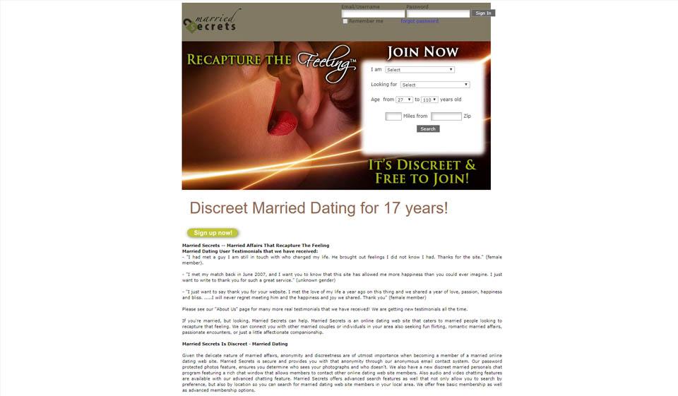 Married Secrets Recenzja 2021
