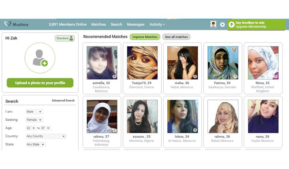 Site de rencontre international musulman – Alice and Ann