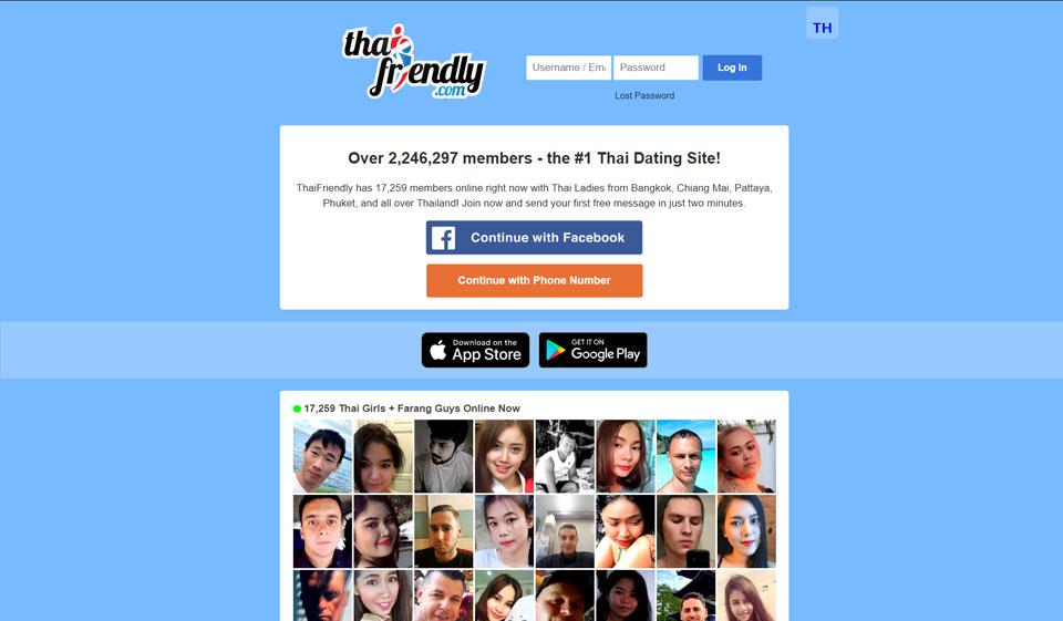 ThaiFriendly IM TEST 2021: Beste Website, um lokale Singles zu treffen