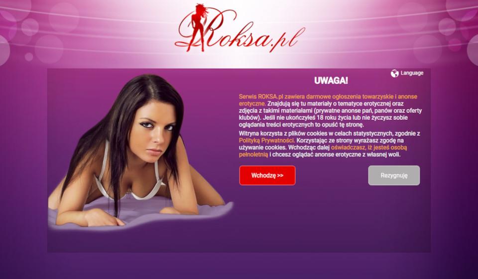 Roksa.pl – recenzja portalu