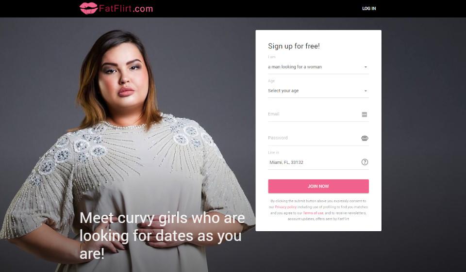 FatFlirt Recenzja 2021: Czy FatFlirt jest wart wysiłku?